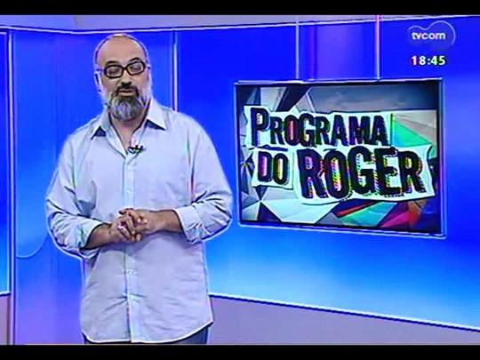 Programa do Roger - Lojinha do Roger - Bloco 4 - 20/12/2013