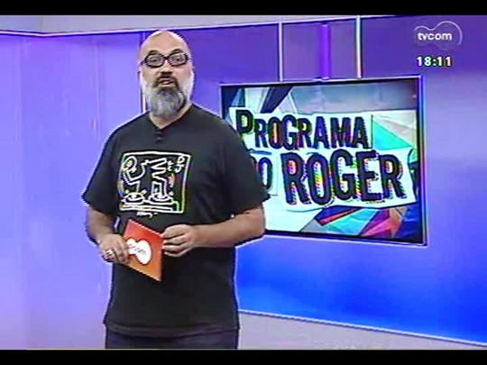 Programa do Roger - Vem ai: Show Macy Gray + Bloco da Laje - Bloco 3 - 20/02/2014