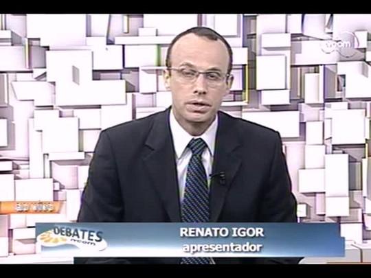 Debates TVCOM - Casan e Celesc - 2º bloco - 25/02/14