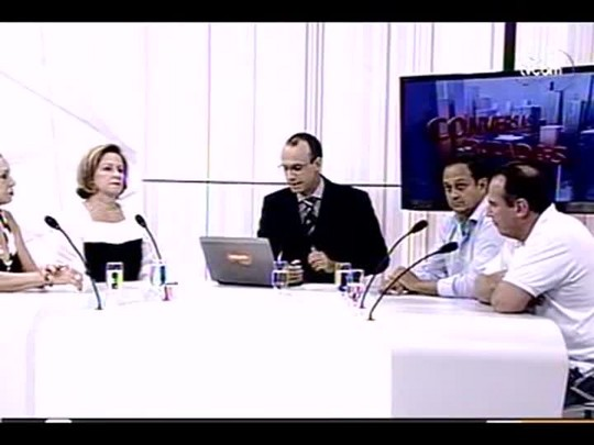 Conversas Cruzadas - 4º bloco - 07/03/14