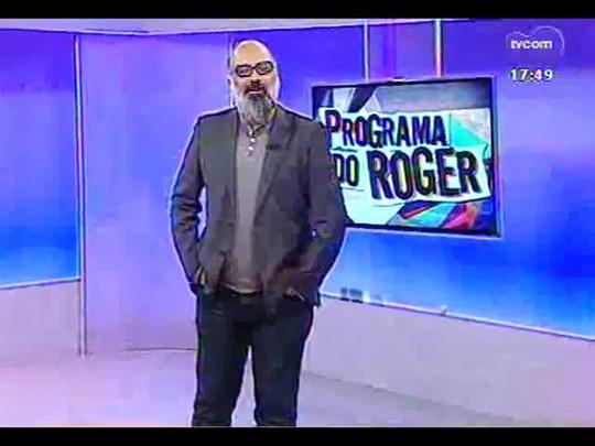 Programa do Roger - Duo Música Viva - Bloco 1 - 13/03/2014