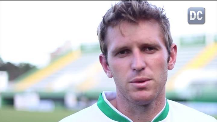 Especial Chapecoense na Copa do Brasil - Fabiano