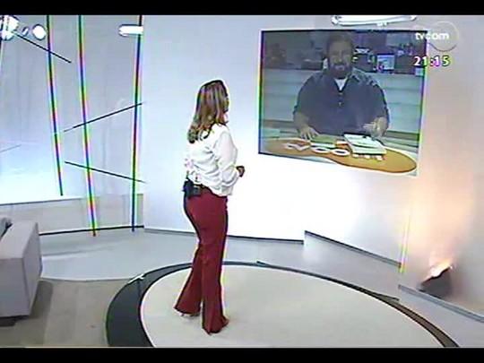 TVCOM Tudo Mais - Carlos André Moreira traz dicas de leitura para a semana