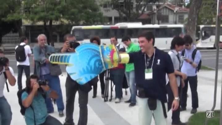 Maracanã passa por últimos ajustes