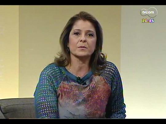 TVCOM Tudo Mais - Rodrigo Lopes fala sobre a prisão preventiva do ex-presidente da França Sarkozy