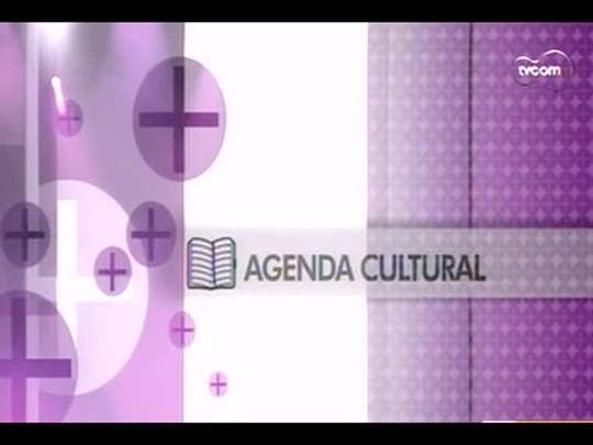 TVCOM Tudo+ - Agenda Cultural - 04/07/14