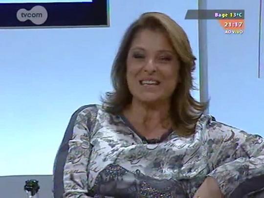 TVCOM Tudo Mais - Irineu Guarnier Filho fala sobre a qualidade do espumante moscatel gaúcho