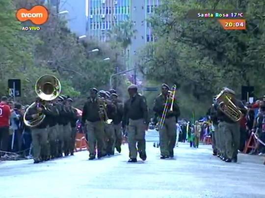 #PortoA - Desfiles que marcam o Dia da Independência começam neste sábado. Ruas ficam bloqueadas