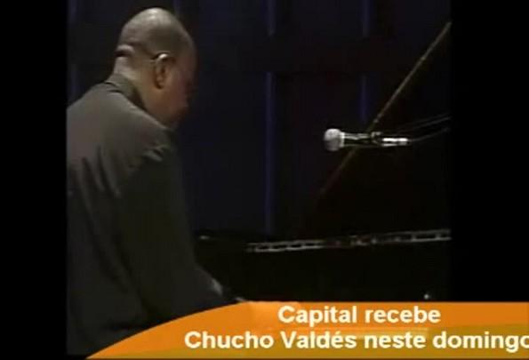 Chucho Valdés em Porto Alegre