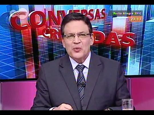 Conversas Cruzadas - A avaliação dos números do Anuário Brasileiro de Segurança Pública - Bloco 4 - 13/11/2014