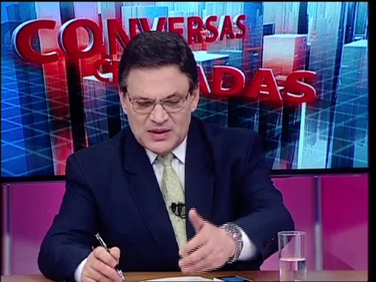Conversas Cruzadas - Os desdobramentos da Operação Lava Jato - Bloco 3 - 18/11/2014