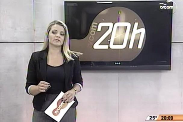 TVCOM 20h - Ave de Rapinha: sobe para 14 o número de indiciados - 5.12.14