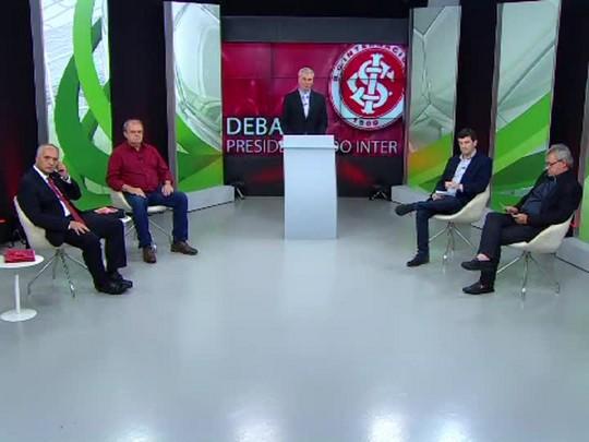 TVCOM - Debate entre os candidatos à presidência do Internacional - Bloco 1 - 11/12/2014