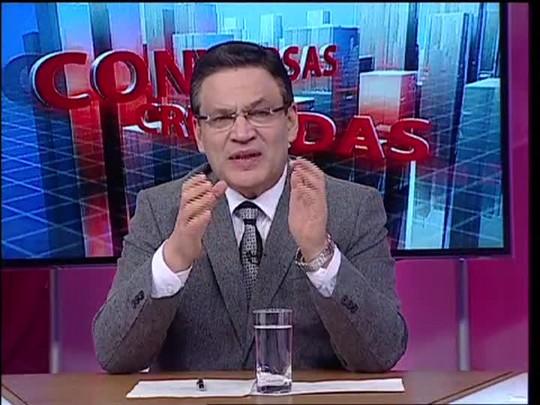 Conversas Cruzadas - Os trabalhos temporários na temporada de final de ano - Bloco 2 - 12/12/2014