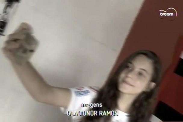 TVCOM 20h - Taça da série B já está em Joinville - 13.12.14