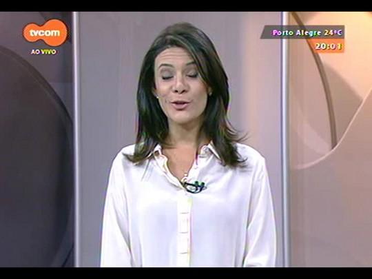 TVCOM 20 Horas - Reunião do PDT discutiu a participação do partido no governo Sartori - 12/12/2014