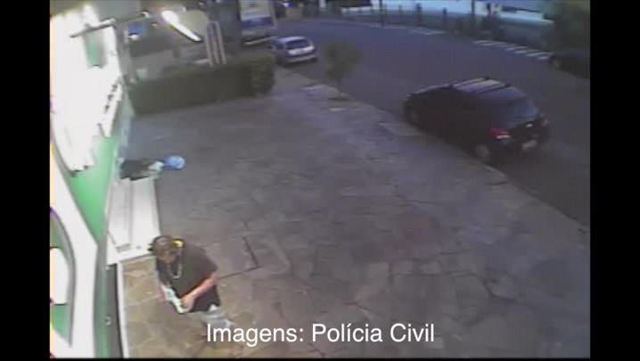 Imagens ajudam a identificar assasino de morador de rua na Capital
