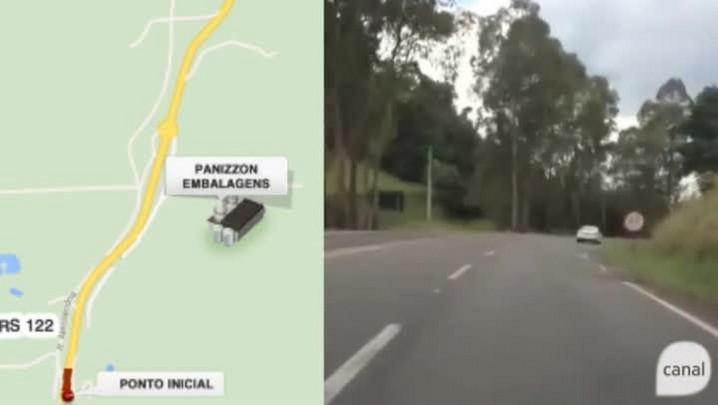 Rodovia que liga Caxias a Flores apresenta desníveis após obra