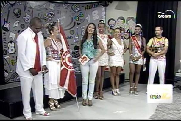 TVCOM Tudo+ - Consulado do Samba conta a história de Criciúma na avenida - 13.02.15
