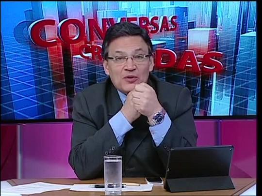 Conversas Cruzadas - Debate sobre o sistema prisional gaúcho - Bloco 2 - 11/05/15