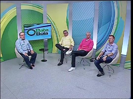 Bate Bola - 2ª rodada do brasileirão - Bloco 1 - 17/05/15