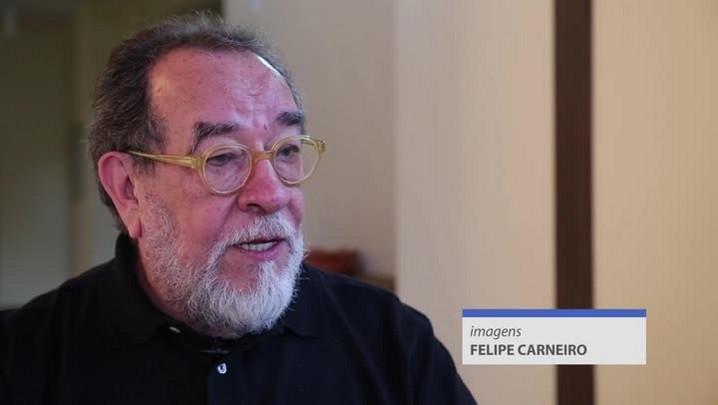 Fernando Morais: imagem pública