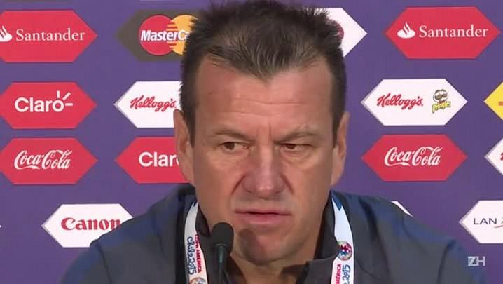 Brasil da nova era Dunga estreia na Copa América contra Peru