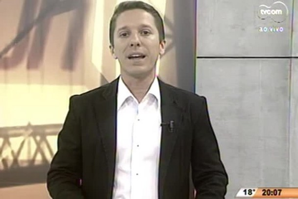 TVCOM 20 Horas - Justiça nega pedido de liberdade a vereador Zé Ferreira de Itajaí - 16.07.15