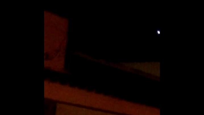 Vídeo mostra passagem do suposto meteoro em Rio Grande, no sul do RS