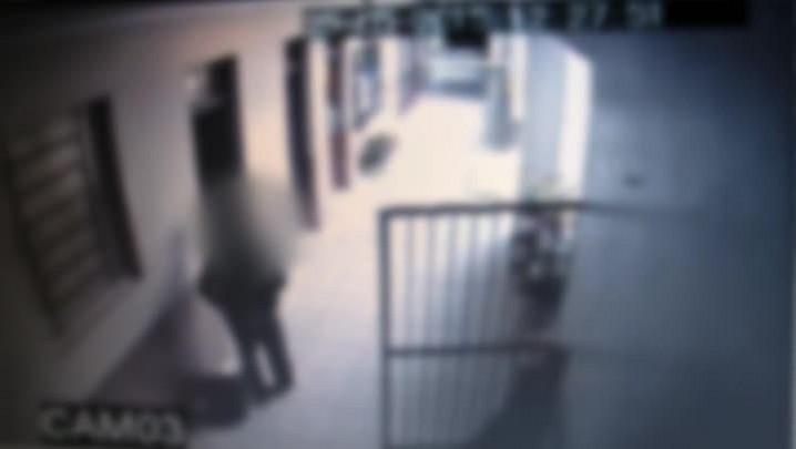 Adolescente entra na Escola Armado com Espingarda em Nova Palma