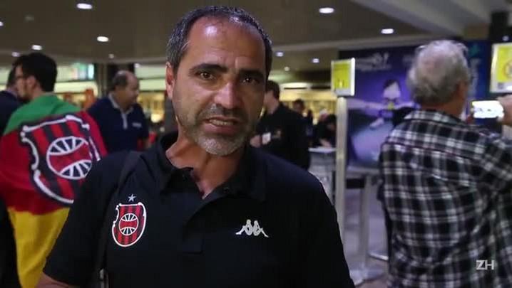 Técnico do Brasil-Pel fala sobre a chance de voltar à Série B neste sábado