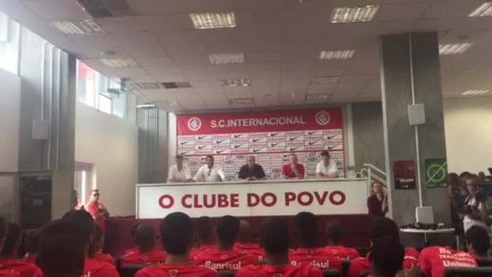 Vitorio Piffero projeta 2016 do Inter