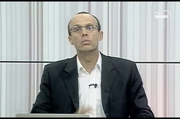 TVCOM Conversas Cruzadas. 1º Bloco. 26.02.16