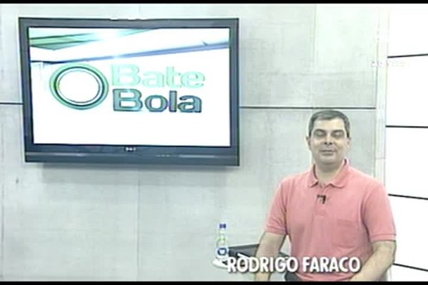 TVCOM Bate Bola. 1º Bloco. 07.03.16