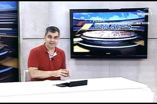TVCOM Esportes. 2º bloco. 11.03.16