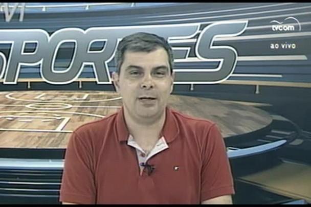 TVCOM Esportes. 4º bloco. 11.03.16