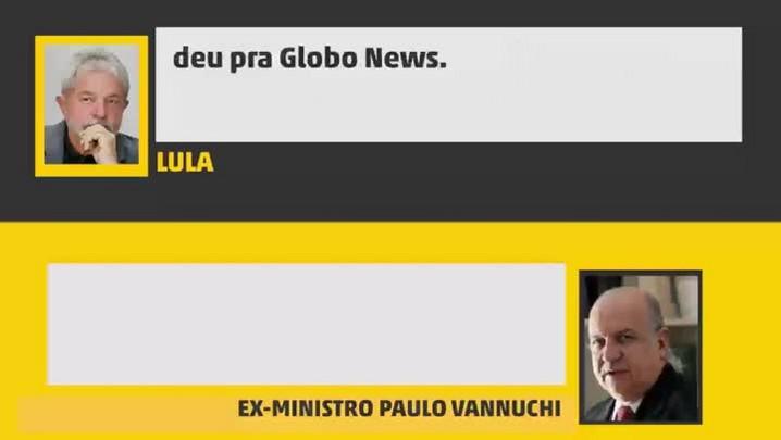 """Lula: \""""Aragão devia cumprir um papel de homem\"""""""