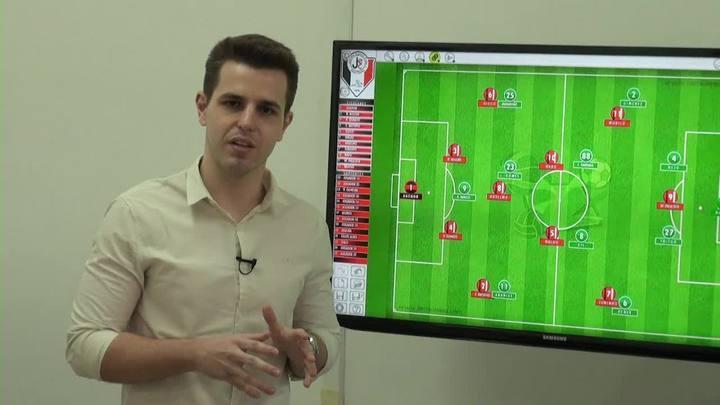 Análise tática da final do Campeonato Catarinense