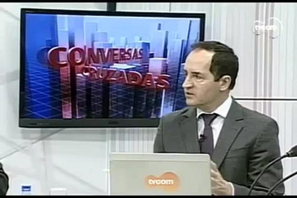 TVCOM Conversas Cruzadas. 4º Bloco. 19.05.16