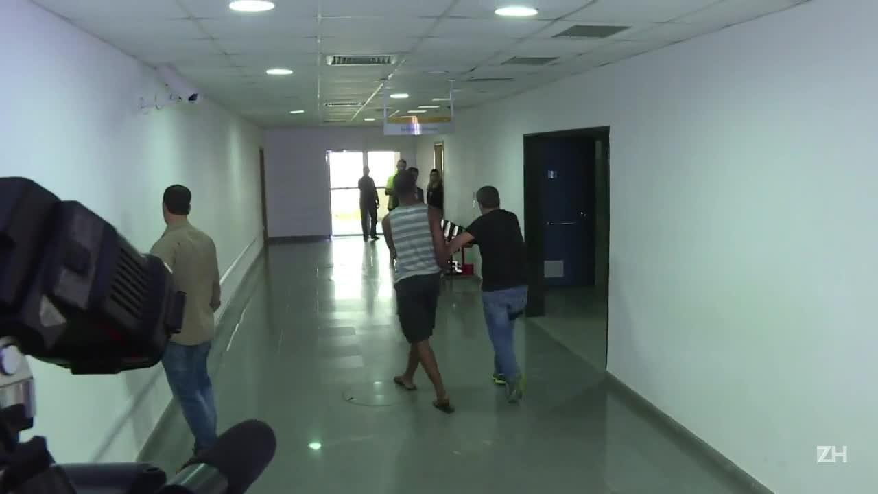 Dois suspeitos de estupro coletivo são presos