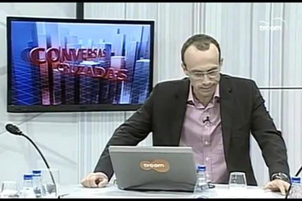 TVCOM Conversas Cruzadas. 4º Bloco. 30.05.16