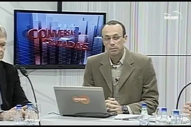 TVCOM Conversas Cruzadas. 4º Bloco. 02.06.16