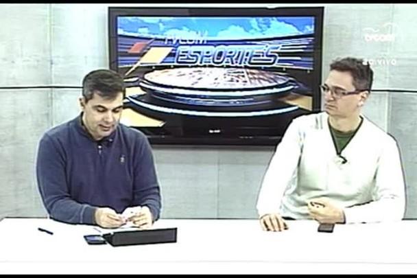 TVCOM Esportes. 4º Bloco. 07.06.16