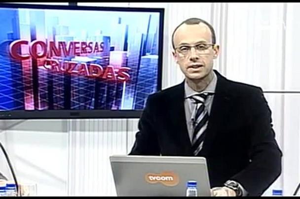 TVCOM Conversas Cruzadas. 4º Bloco. 21.06.16