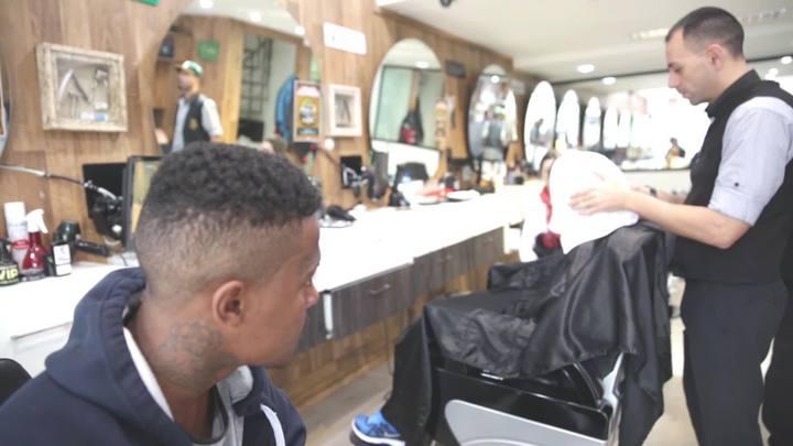 Ismael: o menino de 16 anos que tem o sonho de se tornar Barbeiro