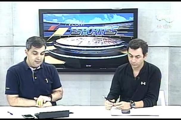 TVCOM Esportes. 3º Bloco. 21.09.16