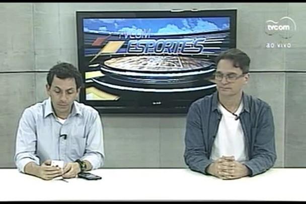 TVCOM Esportes. 4º Bloco. 04.10.16