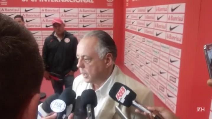 """Carvalho sobre a matarona do Inter: \""""Um jogo em cima do outro\"""""""