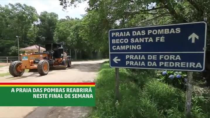 Mutirão faz Parque Estadual de Itapuã reabrir as portas