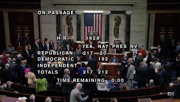 Câmara dos EUA aprova lei que substitui Obamacare